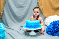 Dominic's 1st Birthday